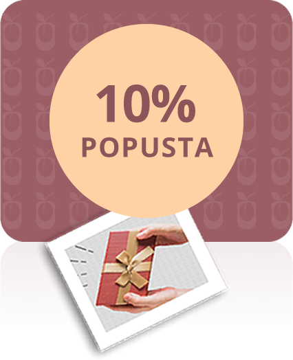 10% popusta poklon