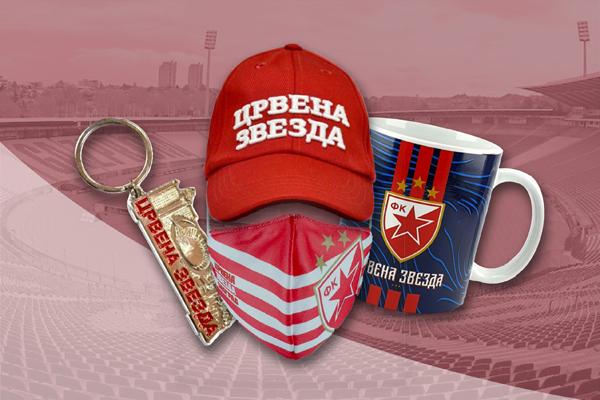 Crvena Zvezda - Fan Shop