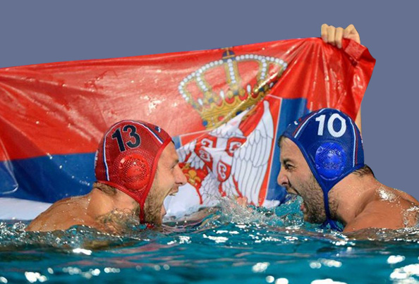 Collection 16 - Serbian national waterpolo team