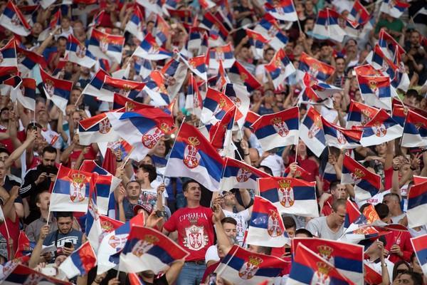 KOLEKCIJA 5 - Reprezentacija Srbije