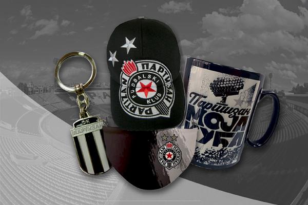 Partizan - Fan Shop
