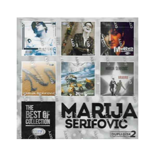 MARIJA ŠERIFOVIĆ - THE BEST OF COLLECTION 2CD-1