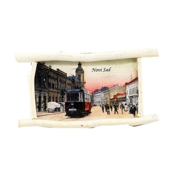 Magnet , Novi Sad 1-1