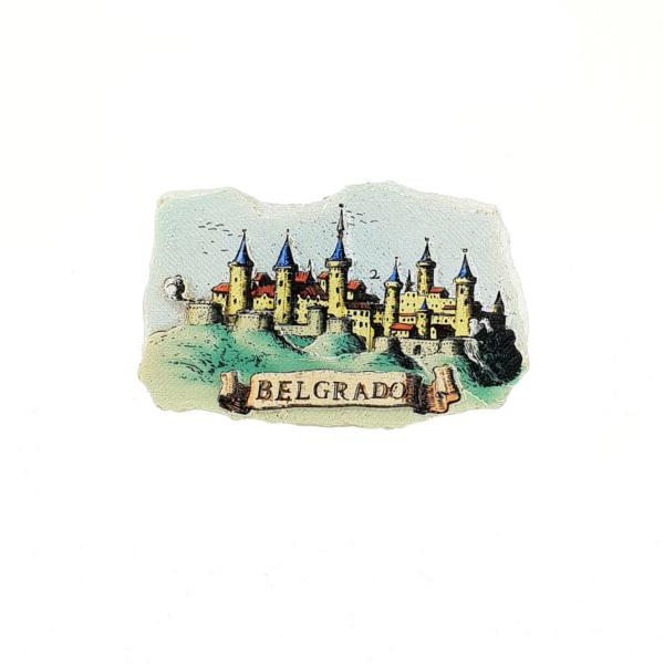 Magnet,Beogradska Tvrdjava-1