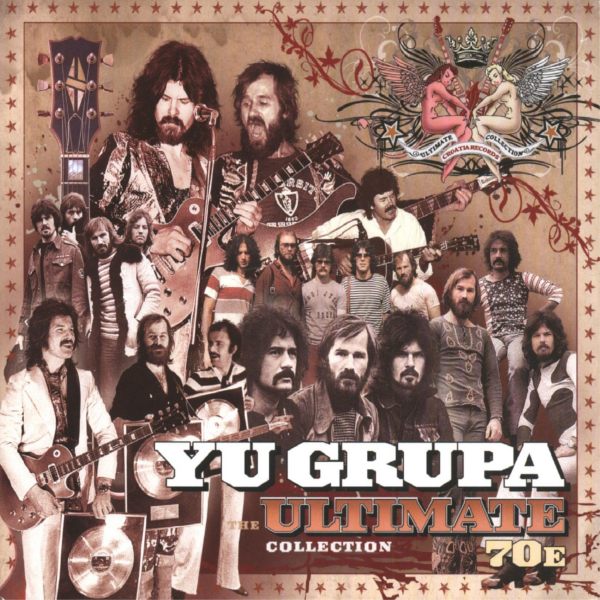 THE ULTIMATE COLLECTION,YU GRUPA-1