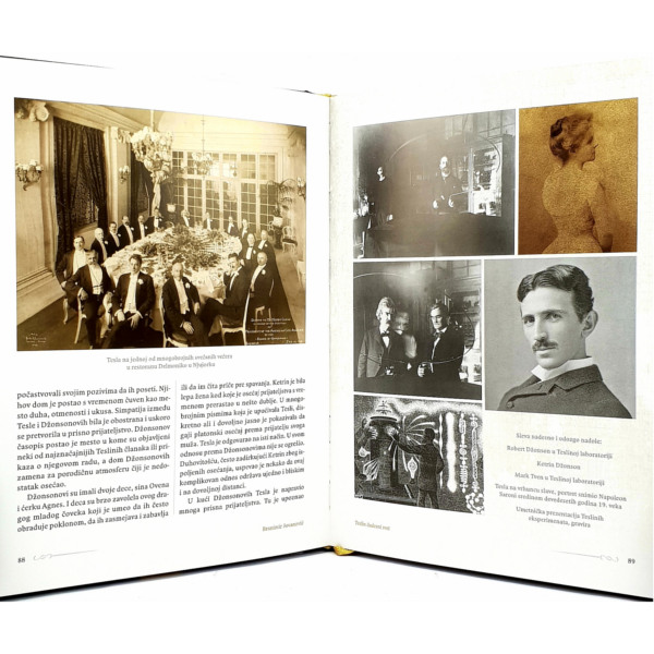 TESLIN ČUDESNI SVET - BRANIMIR JOVANOVIĆ - Nikola Tesla-5