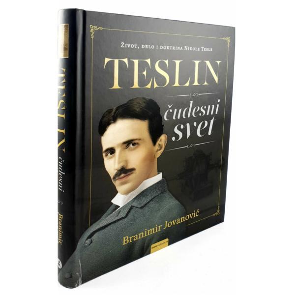 TESLIN ČUDESNI SVET - BRANIMIR JOVANOVIĆ - Nikola Tesla-4