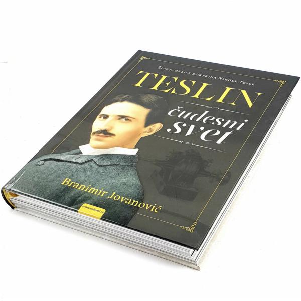 TESLIN ČUDESNI SVET - BRANIMIR JOVANOVIĆ - Nikola Tesla-3
