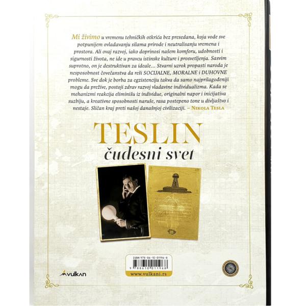 TESLIN ČUDESNI SVET - BRANIMIR JOVANOVIĆ - Nikola Tesla-2