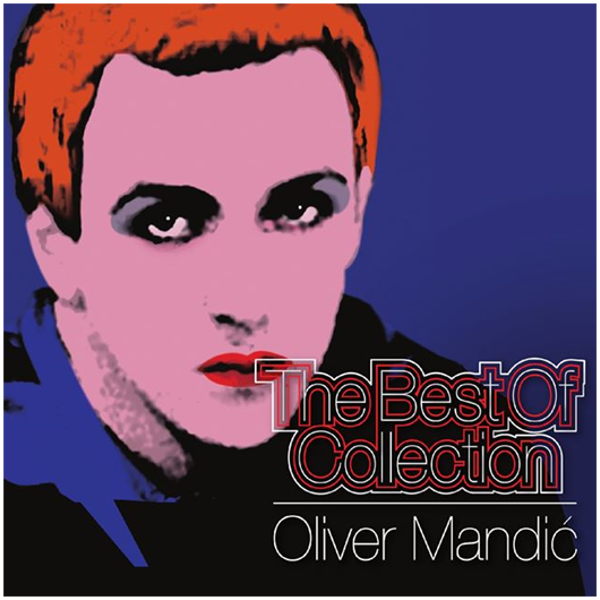 THE BEST OF COLLECTION,MANDIC OLIVER-1