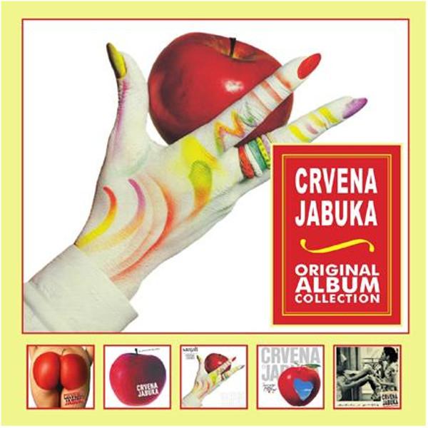 ORIGINAL ALBUM COLLECTION,CRVENA JABUKA-1
