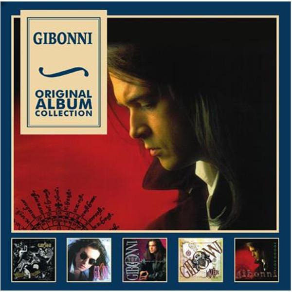 ORIGINAL ALBUM COLLECTION,GIBONNI-1