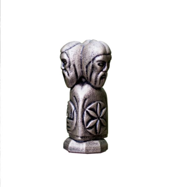 FIGURA TRIGLAV  11cm – ROD – SRPSKA SLOVENSKA MITOLOGIJA-1