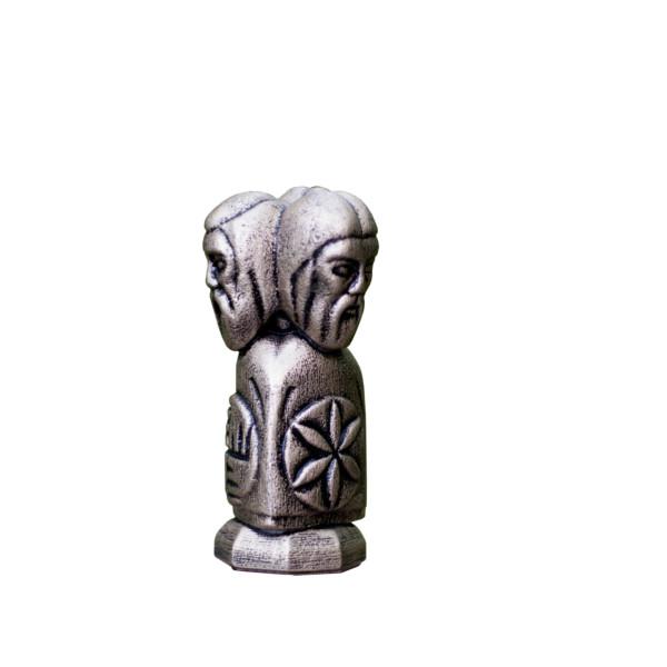 FIGURA TRIGLAV  11cm – ROD – SRPSKA SLOVENSKA MITOLOGIJA-2