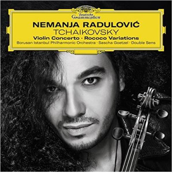 Nemanja Radulović - Tchaikovsky: Rococo Variations-1