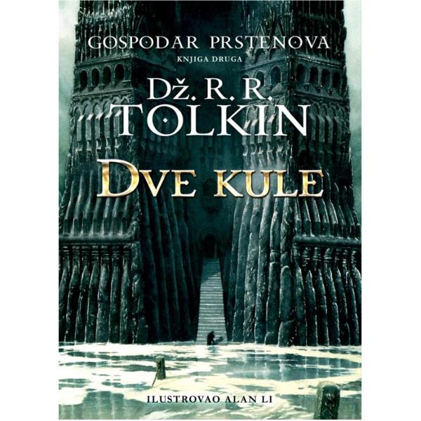 DVE KULE - Dz.R.R.TOLKIN - II Knjiga - Tvrd Povez-1