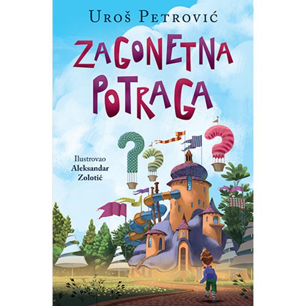Zagonetna Potraga - Uroš Petrović-1