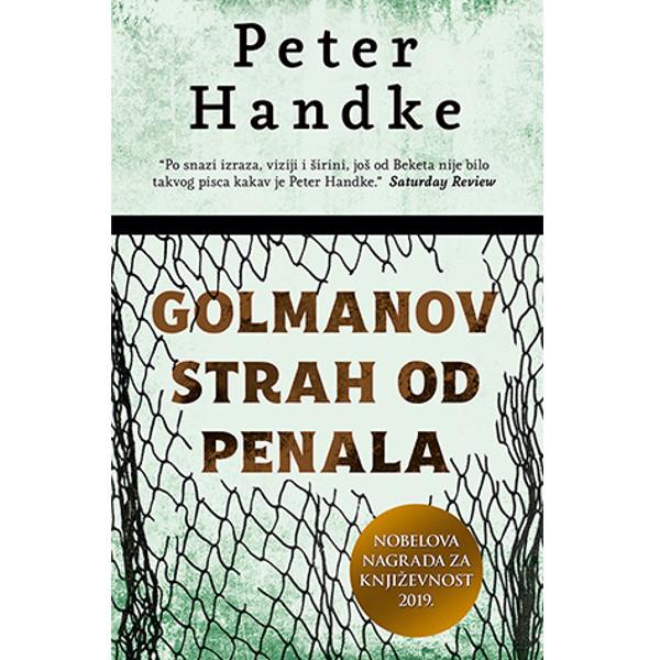 Golmanov Strah Od Penala -  Peter Handke-1