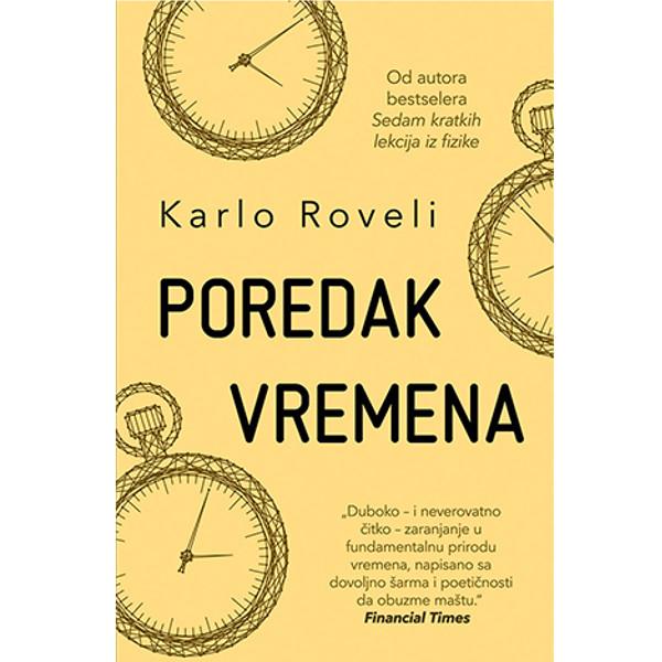 Poredak Vremena - Karlo Roveli-1