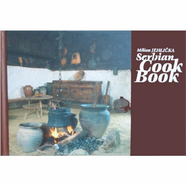 Serbian Cook Book - Milica Jehlička-1