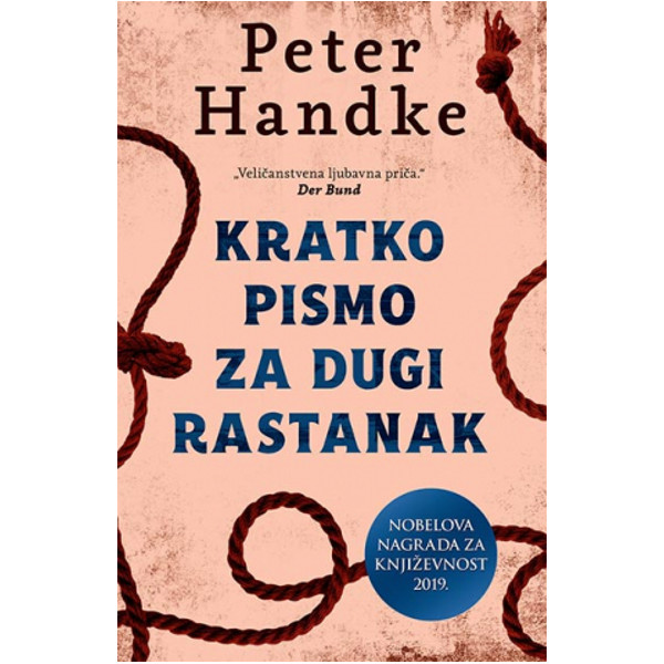 Kratko Pismo Za Dugi Rastanak - Peter Handke-1