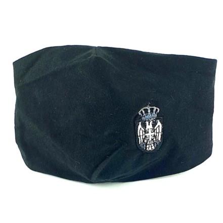 Crna Maska Srbija, Beli Grb,ukrasne Korona Maske,corona-3