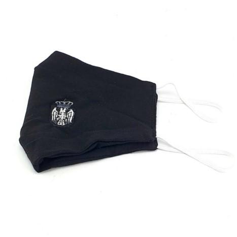 Crna Maska Srbija, Beli Grb,ukrasne Korona Maske,corona-2