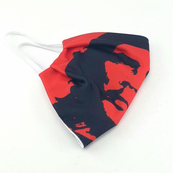 ZAŠTITNA MASKA ČE GEVARA,ukrasne Korona Maske,corona-2
