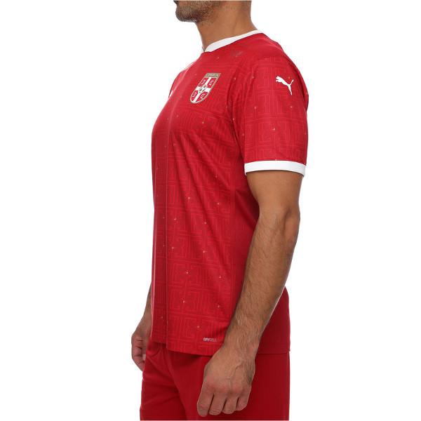 Fudbalski dres reprezentacije Srbije crveni 2020 2021 muški-3