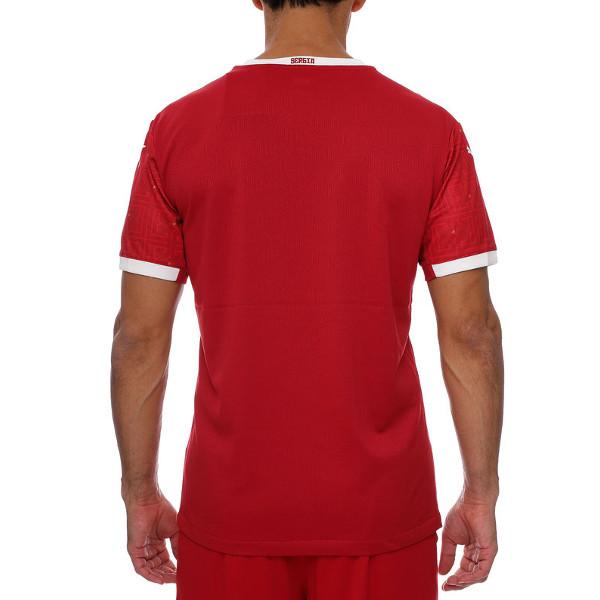 Fudbalski dres reprezentacije Srbije crveni 2020 2021 muški-2