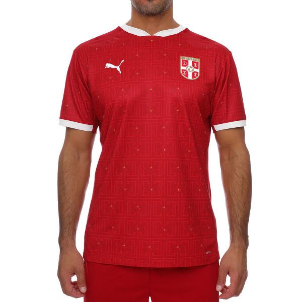 Fudbalski dres reprezentacije Srbije crveni 2020 2021 muški-1