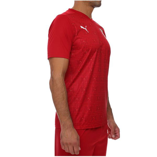 Dres fudbalske reprezentacije Srbije 2020 2021 crveni muški-4