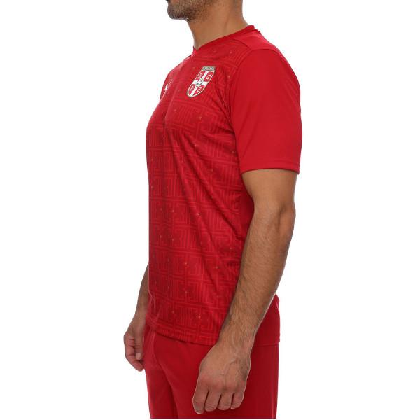 Dres fudbalske reprezentacije Srbije 2020 2021 crveni muški-3