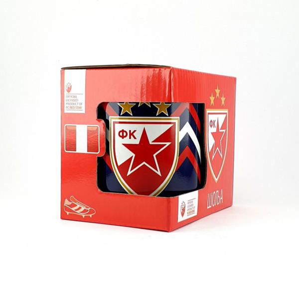 FK CRVENA ZVEZDA GRB TEGET ŠOLJA-2