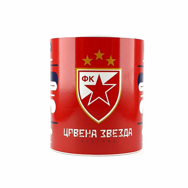 FK CRVENA ZVEZDA CRVENA ŠOLJA-4