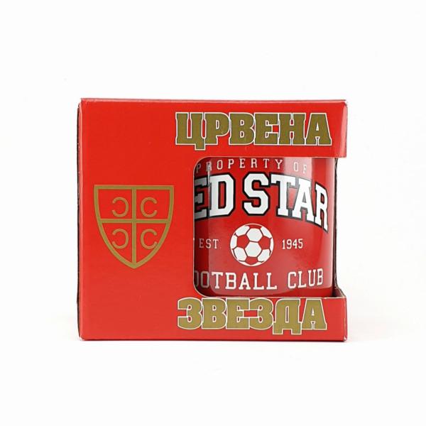 RED STAR CRVENA ŠOLJA FK CRVENA ZVEZDA-2