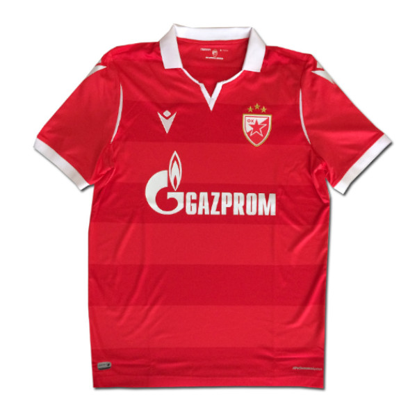 FK CRVENA ZVEZDA CRVENI DRES MAKRON 20/21-2