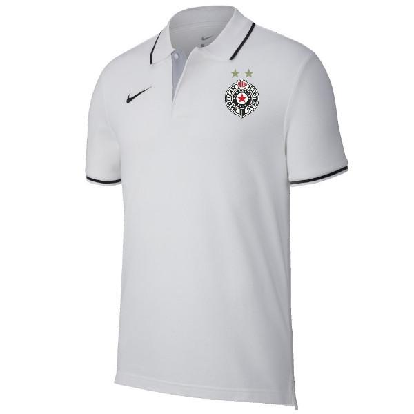FC PARTIZAN T-SHIRT POLO WHITE 2020/21-1