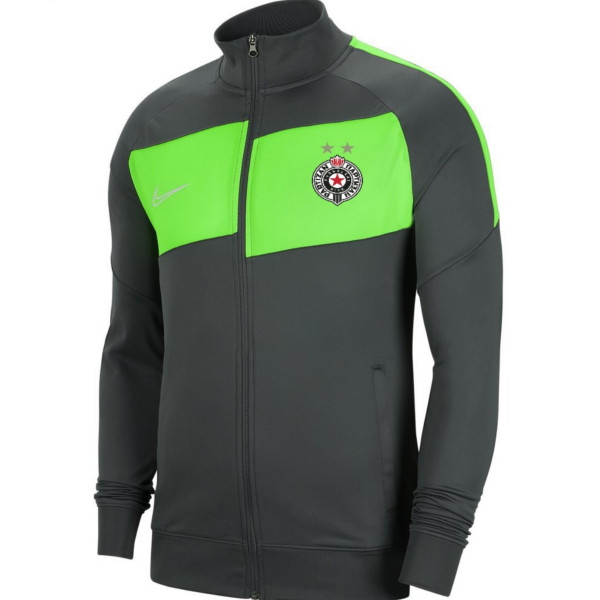 NIKE SWEATER PARTIZAN WITH GREEN LINE-1