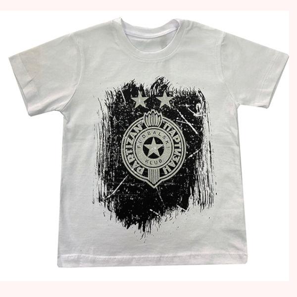 Nova dečija majica iz PFK kolekcije sa velikim grbom-1