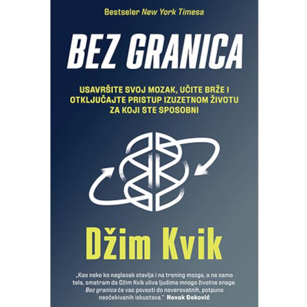 Knjiga Bez Granica autora Džim Kvika-1