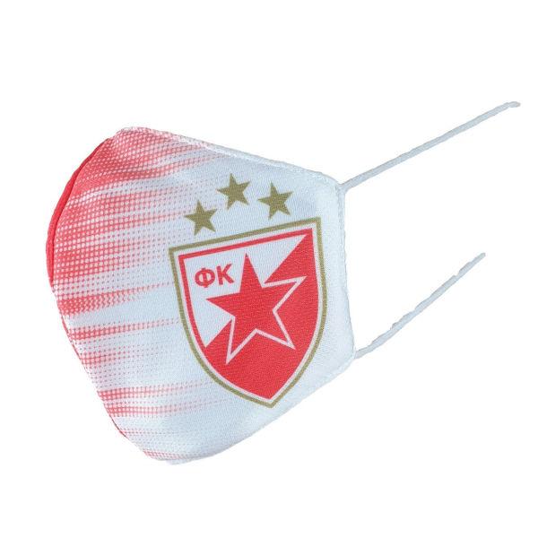 FK CRVENA ZVEDA MASKA 3 BELA GRB-2
