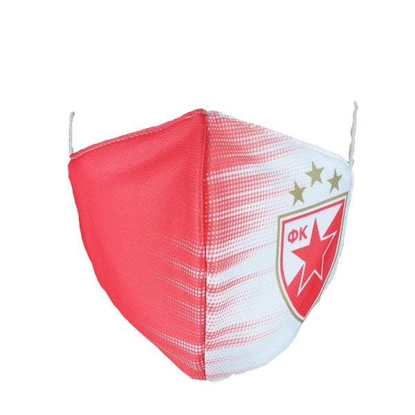 FK CRVENA ZVEDA MASKA 3 BELA GRB-1