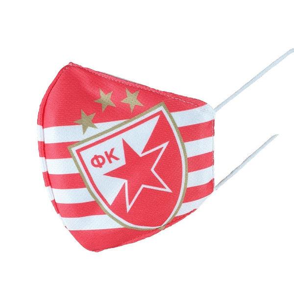 FK CRVENA ZVEDA MASKA 4 VELIKI GRB-2