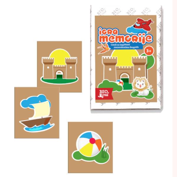 Igra Memorije Za Decu-1