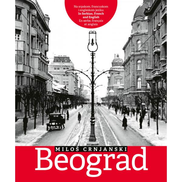 BEOGRAD - Miloš Crnjanski-1