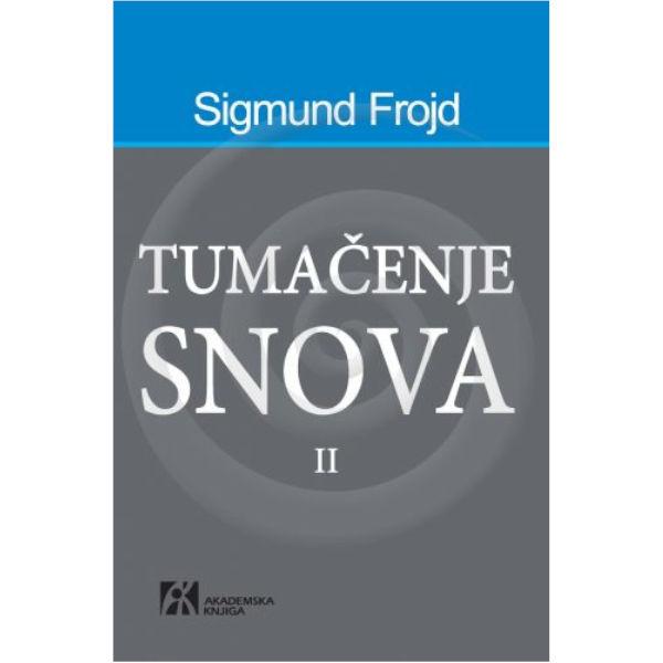 TUMAČENJE SNOVA II - Sigmund Frojd-1