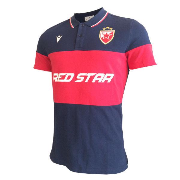 FK CRVENA ZVEZDA POLO MAJICA 'RED STAR' TEGET 20/21-1