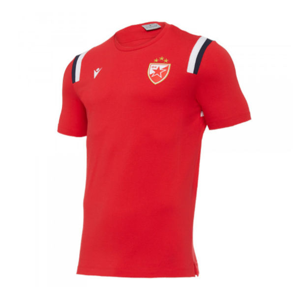 FK CRVENA ZVEZDA MACRON PAMUČNA MAJICA 20/21-1