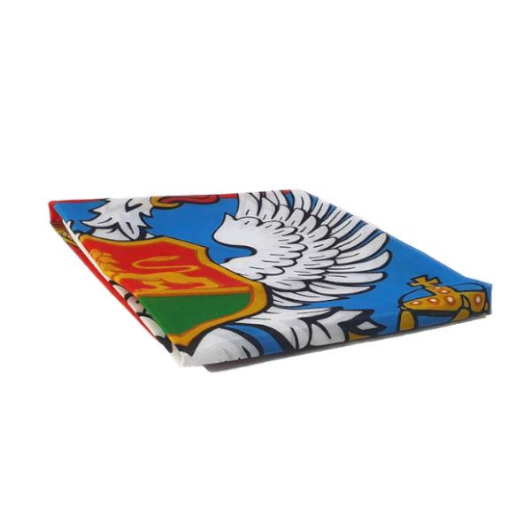 Zastava Kraljevine Crne Gore - Poliester - 100x100cm-3